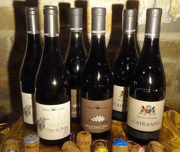 RHONE WEINE - Weinpaket mit 6 Flaschen