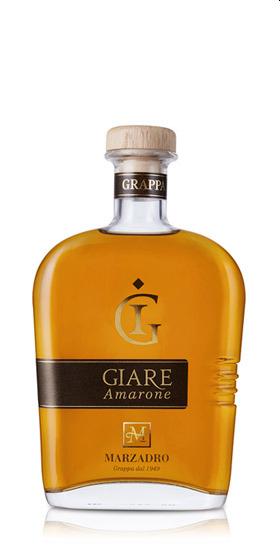 Grappa Giare Amarone 0,70 Ltr.