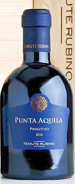 2013er Punta Aquila IGT Salento Primitivo