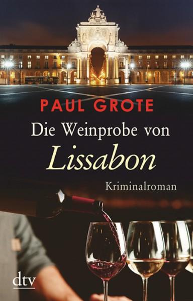 """Weinkrimi """"Die Weinprobe von Lissabon"""""""