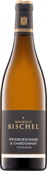 2018er Appenheimer Weißburgunder & Chardonnay trocken