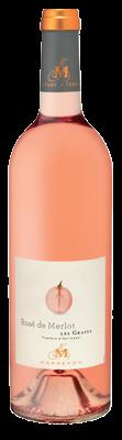 2016er Rosé de Merlot Les Grains Terroir d´Altitude