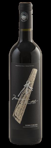 2018er Message in a Bottle Rosso Toscana IGT