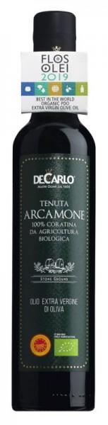 2019er Olio Extra Vergine d´Oliva Tenuta Arcamone DOP 0,50 Ltr.
