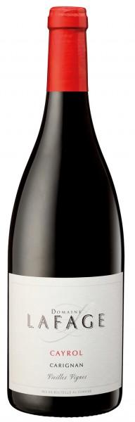 2015er Cayrol Carignan Vieilles Vignes