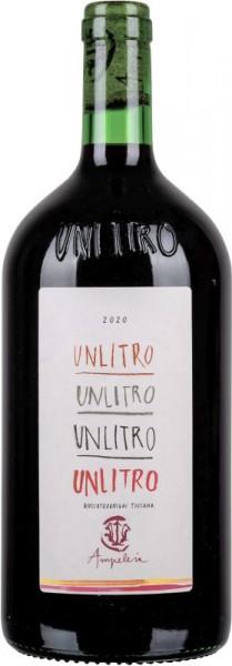 2020er UnLitro Rosso Costa di Toscana