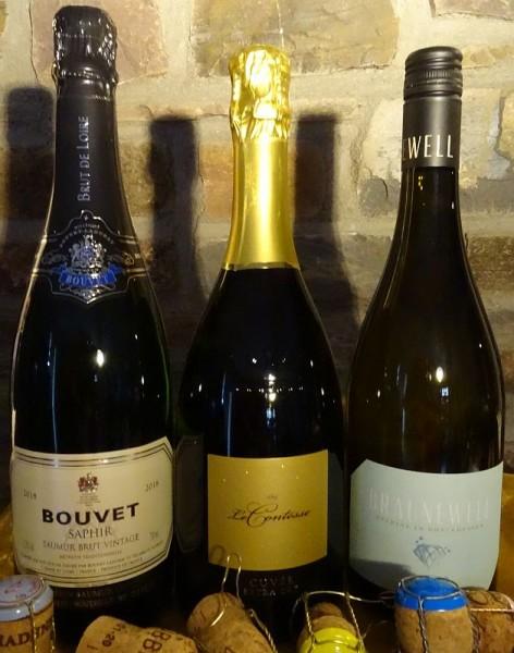 PRICKELN ... mit Bouvet, Braunewell und Le Contesse