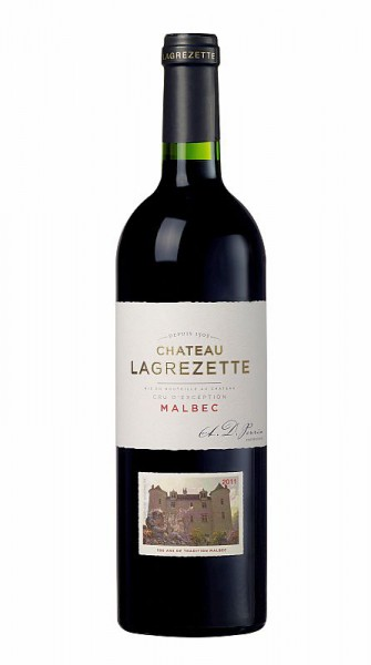 2011er Chateau Lagrezette Cru d´ Exception