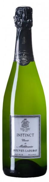 2015er Bouvet Saumur Brut Blanc INSTINCT