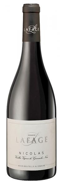 2015er Cuvée Nicolas Vieilles Vignes de Grenache Noir IGP