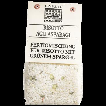 Risotto agli asparagi - mit grünem Spargel 300g