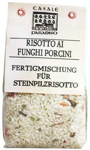 Risotto ai funghi porcini - Risotto mit Steinpilzen