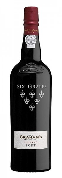 Graham´s Six Grapes Reserve Port