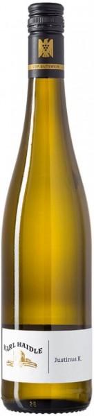 2018er Justinus K. Weißwein trocken