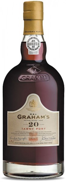 Graham´s 20 Years Tawny Port