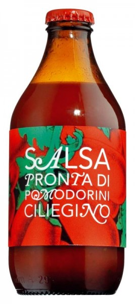 Salsa pronta di pomodorini ciliegino