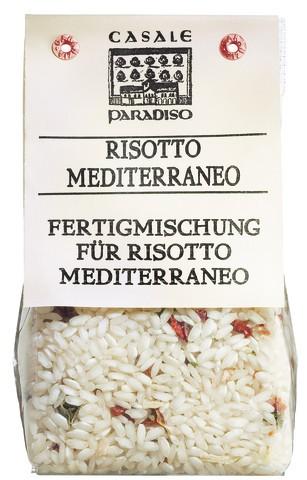 Risotto Mediterraneo - Risotto mit italienischem Gemüse