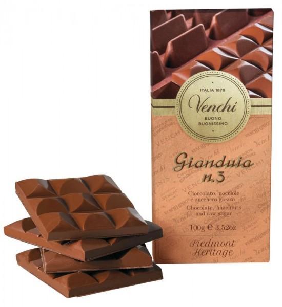 Gianduia N.3 Bar 100g