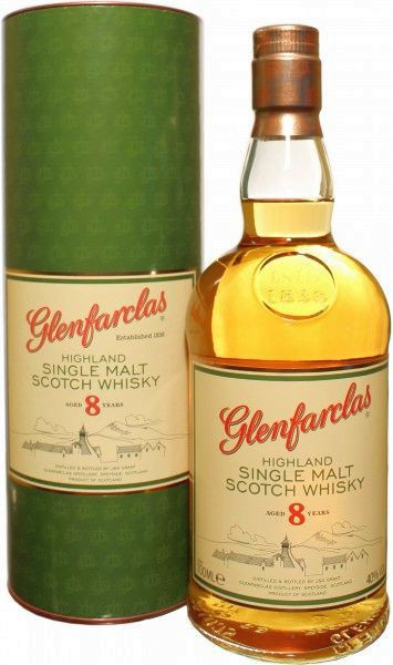 Glenfarclas Whisky 8 Jahre alt