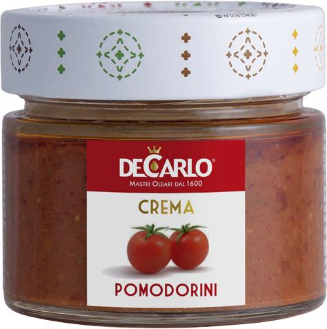 """Pomodorini - Creme """"Red Passion"""" 130g"""