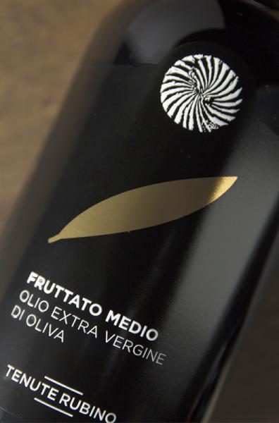 Olivenöl Extra Vergine Fruttato Medio 0,25 Ltr.