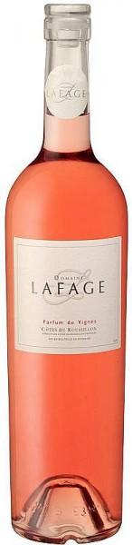 2018er Parfum de Vignes Rosè