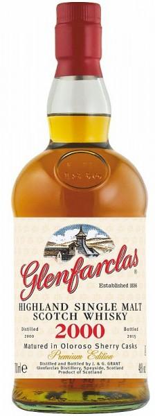 Glenfarclas Vintage 2000
