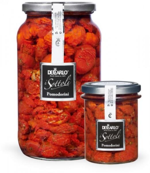 Pomodorini - halbgetrocknete Tomaten 190g