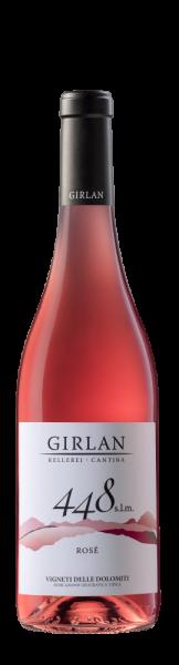 2019er 448 s.l.m. Rosè Cuvèe