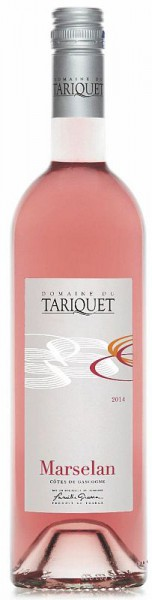 2016er Marselan Rosé Cotes de Gascogne IGP