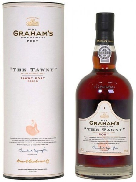 Graham´s 10 Years Old Tawny Port 0,20 Ltr.