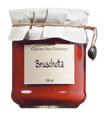 Bruschetta - Tomatenaufstrich