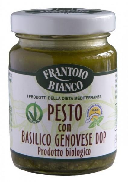 Pesto Genovese DOP BIO
