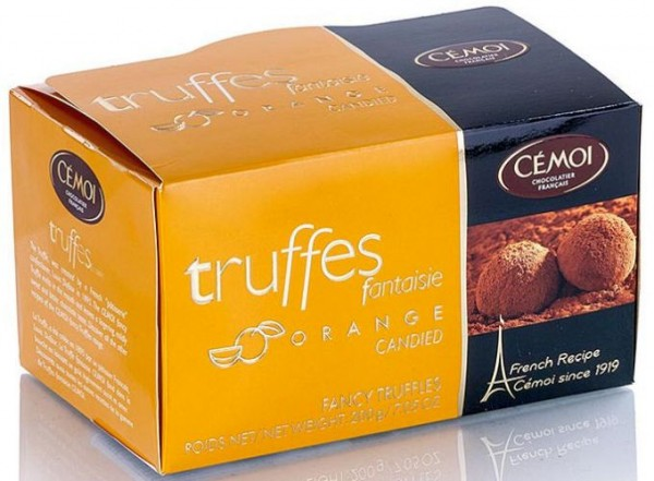 Truffes Fantaisie - Orange 200g