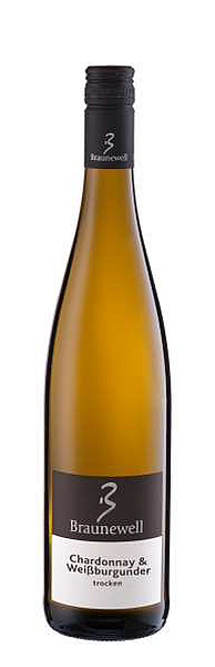 2017er Chardonnay & Weißburgunder trocken