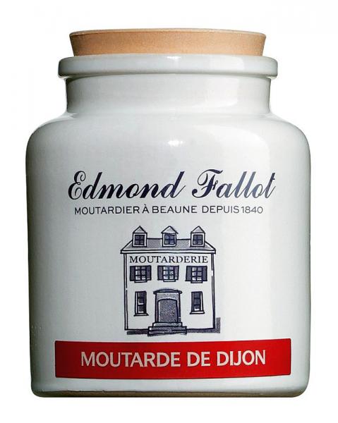 Moutarde de Dijon - Feiner Dijon Senf im Steintopf 105g