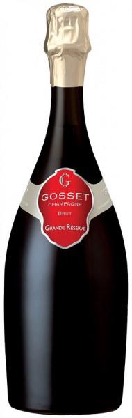 Gosset Champagner Grande Reserve Brut