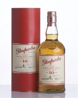 Glenfarclas Whiskey 10 Jahre alt