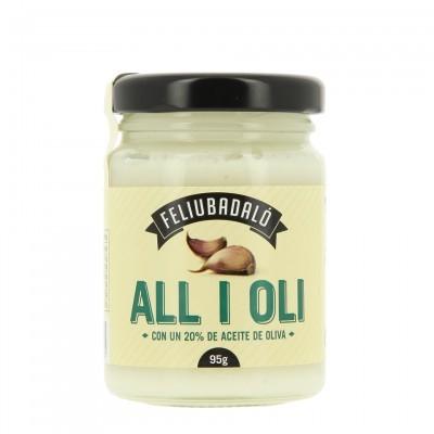 Allioli mit Olivenöl 95g