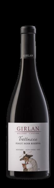 2016er Trattmann Pinot Noir Riserva