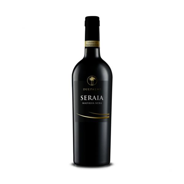 2015er SERAIA Malvasia Nero Salento IGP