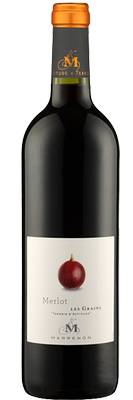 2016er Merlot Rouge Les Grains Terroir d´Altitude