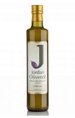 Jordan Natives Olivenöl Extra 500ml