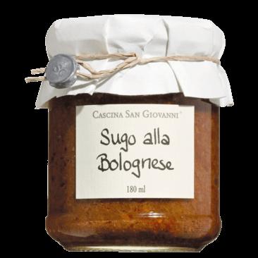 Sugo alla Bolognese - Tomatensauce mit Kalbfleisch