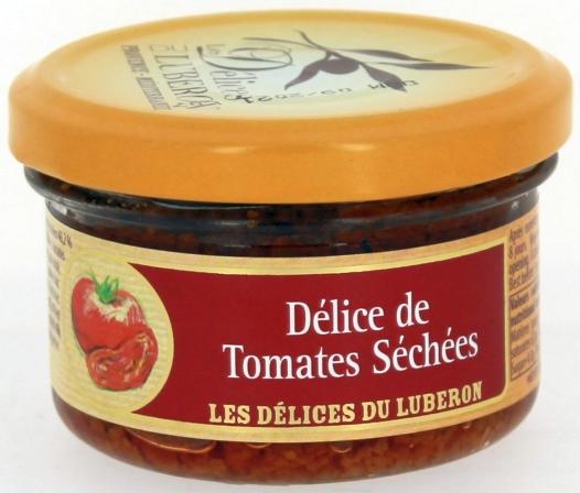 Getrocknete Tomaten und französischer Mozzarella 90g