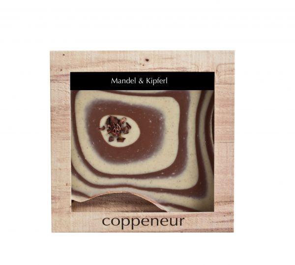 Ile de Chocolat Mandel & Kipferl 100g