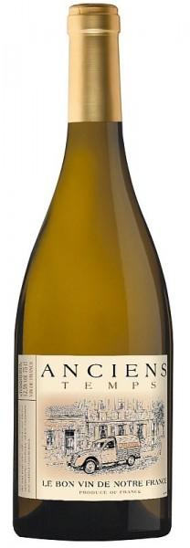 2018er Anciens Temps Sauvignon-Chardonnay
