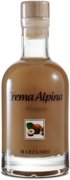 Crema Alpina Nocciola mit Haselnuss 0,20 Ltr.