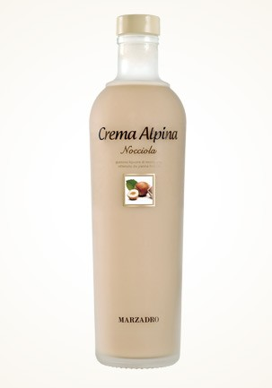 """Crema Alpina """"Nocciola"""" 0,20 Ltr."""