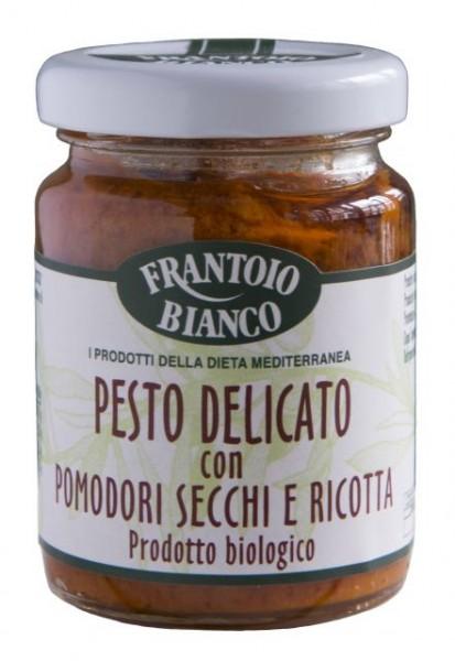 Pesto Delicato Pomodori Secchi BIO